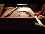 Hakan Ali Toker plays the Fluid Piano: Track 1: Musahabat-ı Musikiye & Rast Oyun Havası