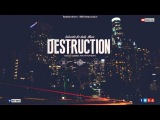 Hard Aggressive Trap Beat Hip-Hop Instrumental 808 Destruction