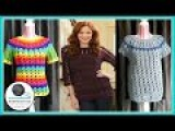 Crochet Tunic Tutorial Part 13 1XL2XL3XL