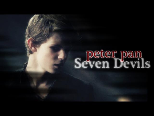Peter pan - 7 devils [ouat]