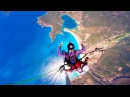 Skydive from Paraglider in Oludeniz Babadag Fethiye Turkey