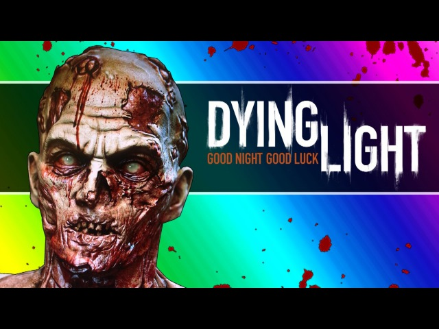 Dying Noobs (Dying Light Co-op Gameplay Moments Glitches)