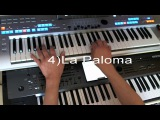 MEDLEY TANGO Petite Fleur - La Paloma - A media Luz- Le tango nous invite - J'attendrai