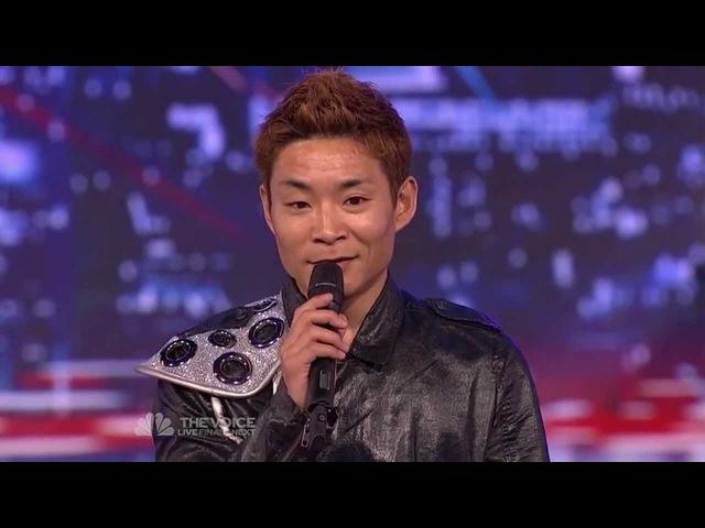蛯名健一ダンス動画(EBIKEN) America's Got Talent シーズン8で7万5000組の頂点1240