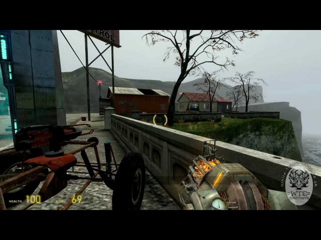 Half-Life 2 - Gameplay Part 20 Max Quality [HD 1080p]