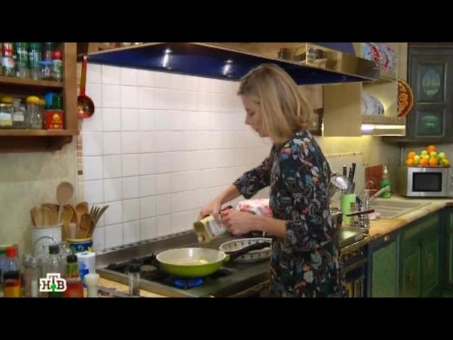 Форшмак с капустой, маринованная ягнятина с артишоками и зеленым горошком, штоллен Едим Дома