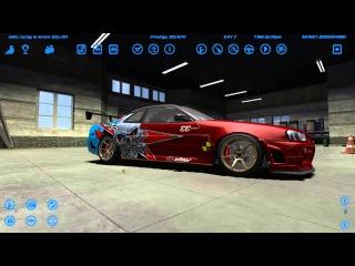 Nissan Skyline в SLRR