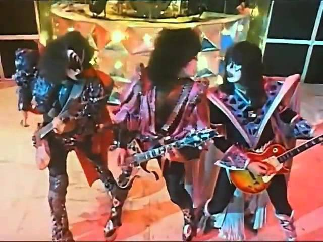 KISS Sure Know Something Official Video 1979 HQ 1080p HD