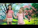 Весенняя игра на английском языке Spring Fingerplays Its Spring