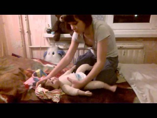 Распаковка куклы реборн арт.113