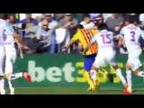 Малага 1 - 2 Барселона - Обзор матча - 23-01-2016