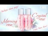 Парфюмерия: духи группы «Экстра» Arc-en-ciel Morning rose и Arc-en-ciel Crystal rose