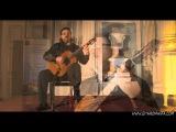 Aniello Desiderio- Le Depart by Napoleon Coste