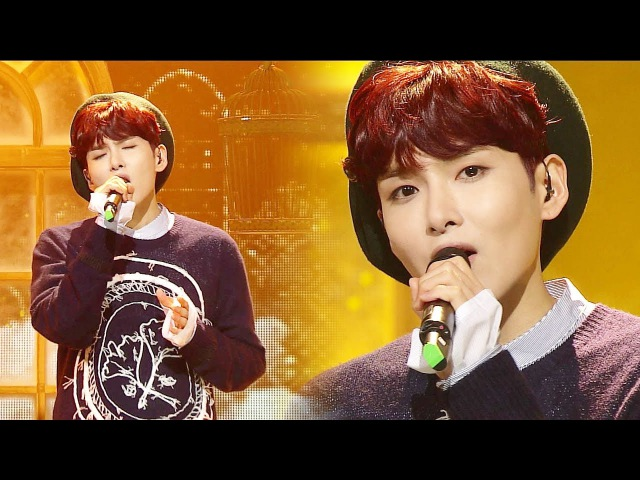 《Solo Debut》 려욱(RYEOWOOK) - 어린왕자(The Little Prince) @인기가요 Inkigayo 20160131