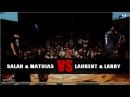 GS FUSION CONCEPT WORLD FINAL quart final Laurent les twins VS salah Hkey Film