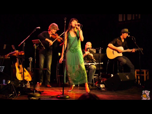 Nolwenn Leroy - Suite Sudarmoricaine (live @ Drom 1/8/13 NYC DEBUT)