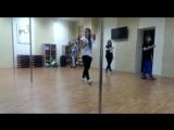 Мастер-класс по ХИП-ХОПУ от Дарьи Варзиевой!