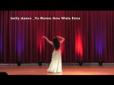 belly dance Ya Retne Ana Wala Enta 希望你在身邊