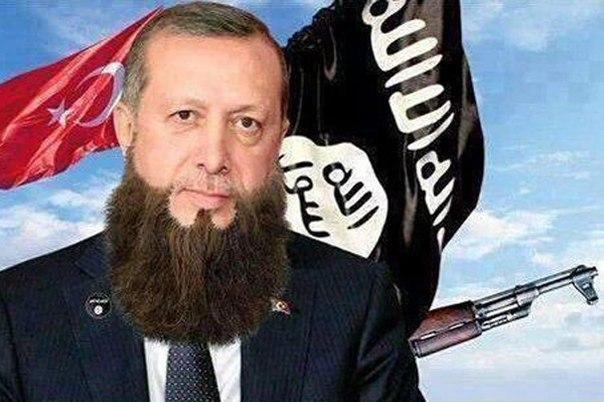 Безмолвное послание Эрдогану