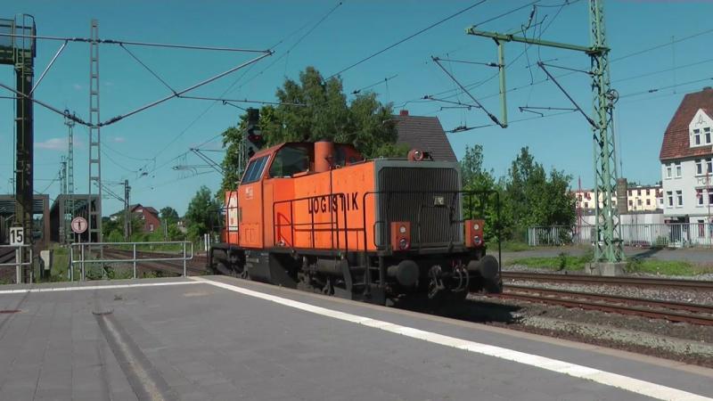 Bahnverkehr in Celle und Umgebung 65