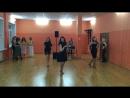 Competition hula bachata reggaton Salsa Emocion 20 03 2016