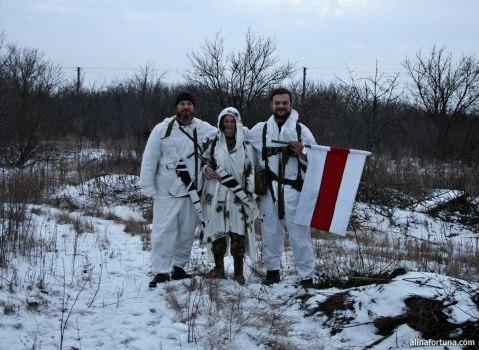 На службе сил зла: экстремисты из Беларуси в Донбассе