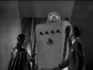 SciFi - Devil Girl From Mars 1954 Full Movie in English Eng 720p HD