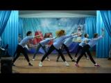 4 смена. Открытие вожатского мастерства с танцем от девчонок))) Хореография от Анны Рогозиной)