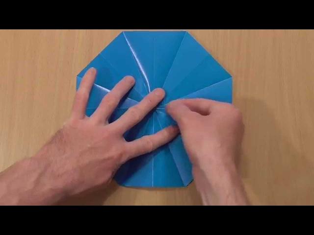 Как сделать восьмиугольник, How to make an octagon