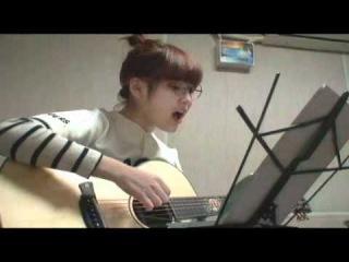 IU(아이유) - Riding a train (Guitar ver.)