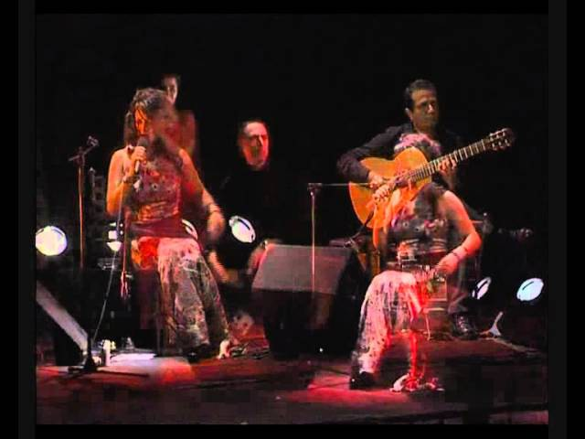 Yasmin Levy - Naci En Alamo (Live Performance at the Tower of David) Jerusalem