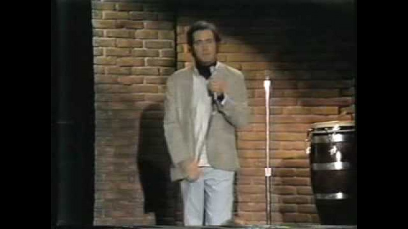 Andy Kaufman on HBO (1977) pt. 1 of 4