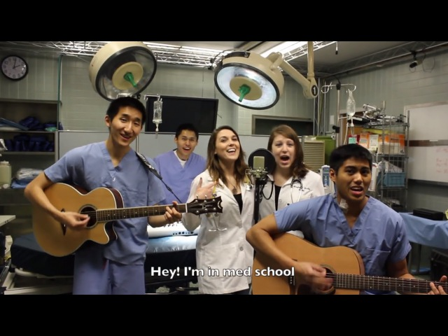 Study Maybe [Call Me Maybe Med Parody FULL]