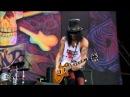Guns N Roses Slash Sweet Child O' Mine @ Glastonbury Live Concert