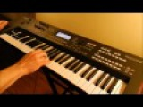 Tornero - I Santo California - Instrumental Version - Piotr Zylbert on Yamaha moXF6 - Live (HD)