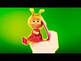 Барби Маша и Медведь видео с куклами игрушки и игры для детей на русском