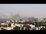Сирия, Мсраба, Взрывы, 22.03.2016, Syria Msraba, explosions