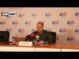 Украинские каратели 335 раз обстреляли территорию ДНР, - Басурин