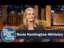 Rosie Huntington Whiteley Teaches Jimmy Cockney Slang