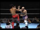 Ryushi Tanagisawa vs Bas Rutten 1993 9 21