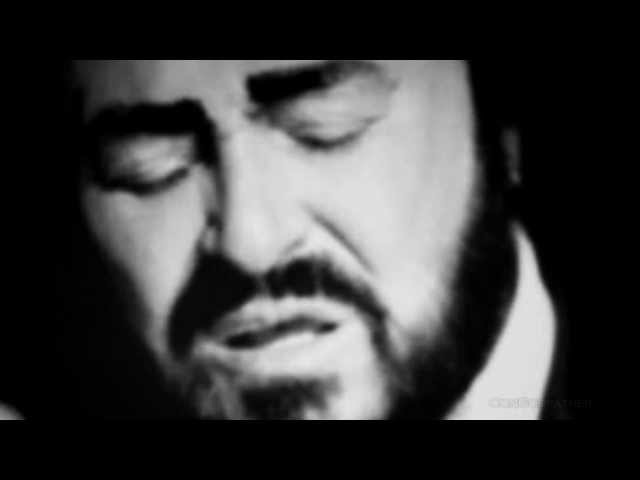 Luciano Pavarotti Lucio Dalla - Caruso LIVE ᴴᴰ