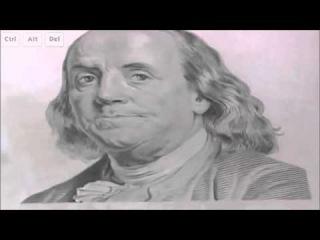 Деньги.  Как делают доллары США