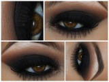 Seductive Clubbing Black Smokey Eye!! - Two Faced Chocolate Palette and Urban Decay Naked 2!!