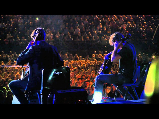 2CELLOS - Where The Streets Have No Name [LIVE at Arena Pula]