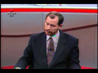 Ciro Gomes ensinando economia ao