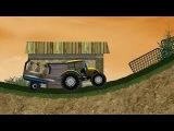 NEW Игры для детей 2015—Гонки на тракторах часть 2—Онлайн Видео Игры мультик для мальчиков машинки