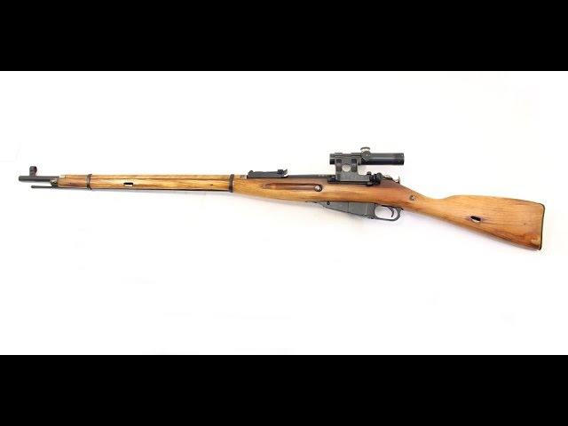 Страна вечной охоты: Снайперская КО 91/30С немного Сайги-9
