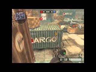 Warface:Игра за меда на Ангаре