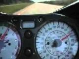 Suzuki Hayabusa Twin Turbo Top Speed 400 kmh +