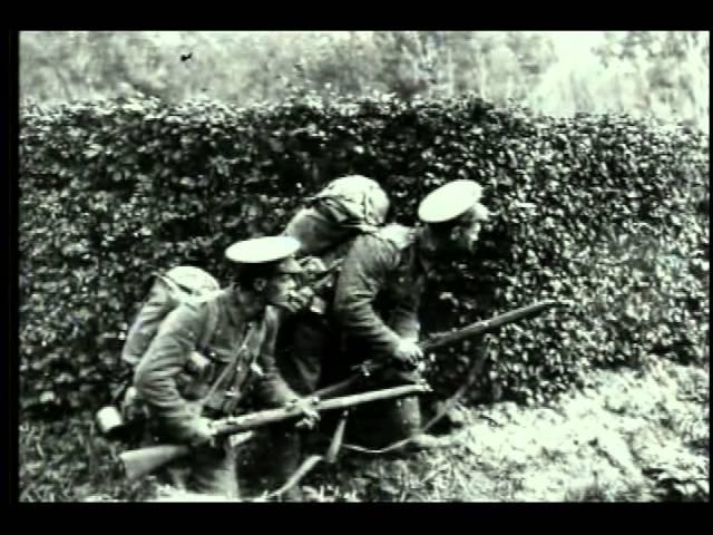 Первая мировая война.Битвы в окопах 1914-1918.Trenches Battleground WWI.Серия 3.